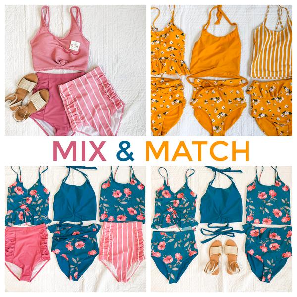 Mix & Match Swim !!!