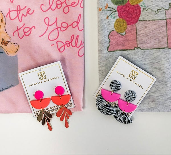 Fun Times Earrings  - 2 designs