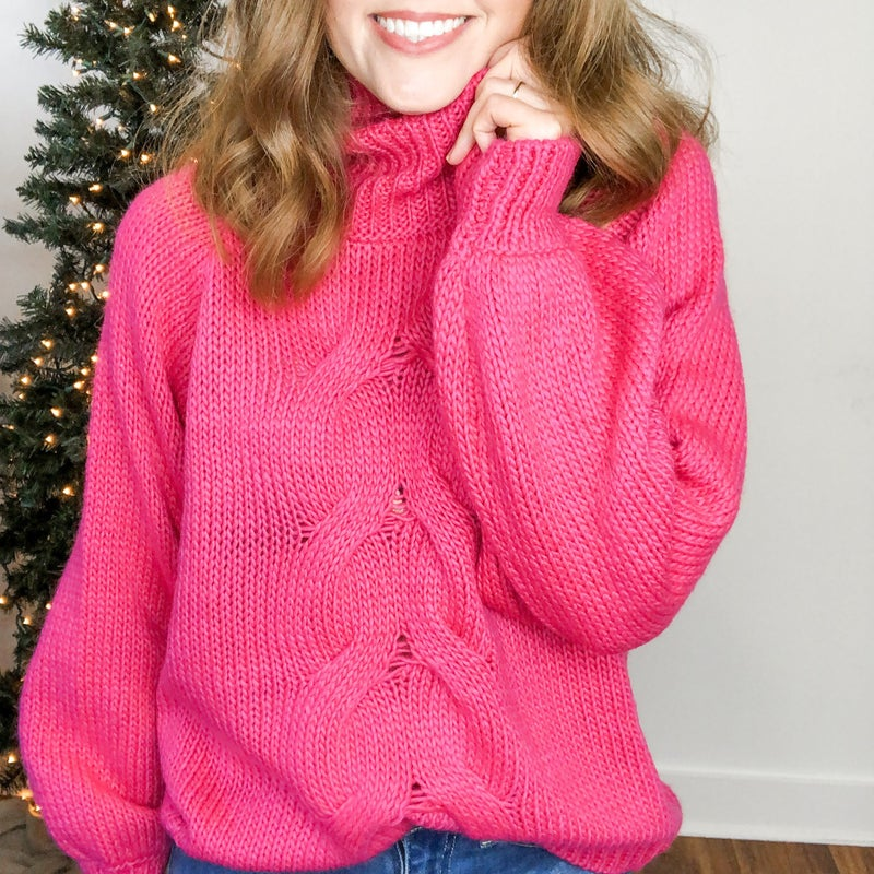 Chunky Sweaters - 3 colors