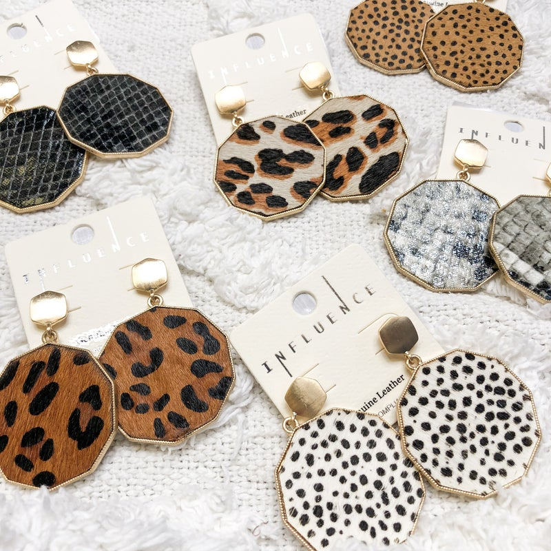 Animal Earring  Collection   - 6 designs