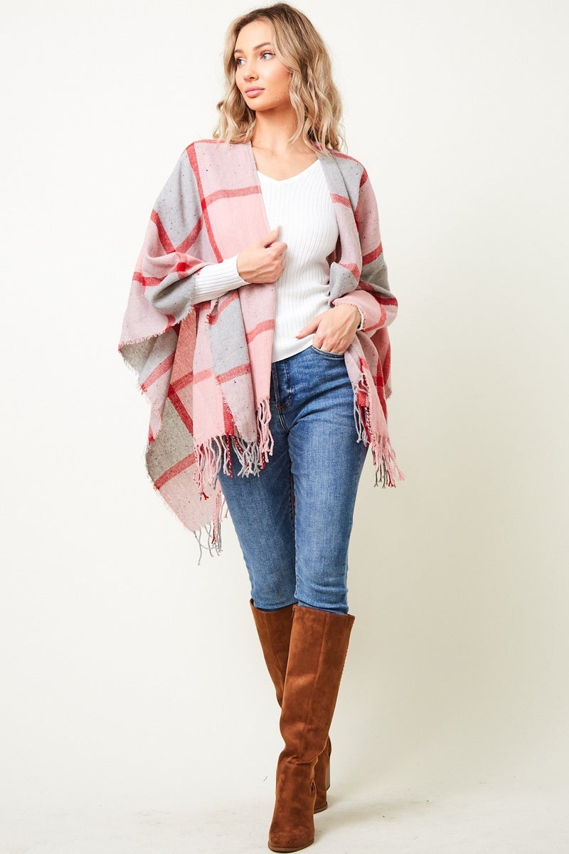 Everyday Poncho *Final Sale*
