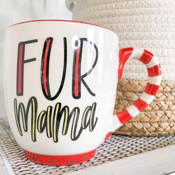 Fur Mama Mug