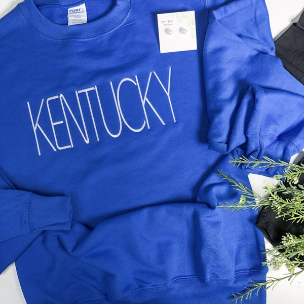Royal Kentucky Sweatshirt +
