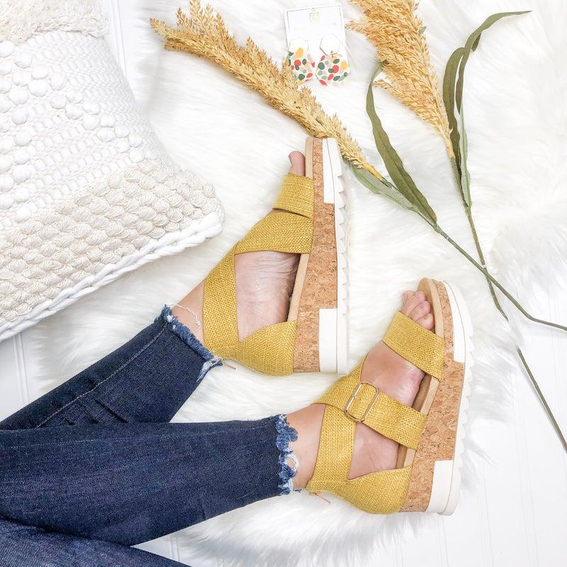 Sunshine Sandal