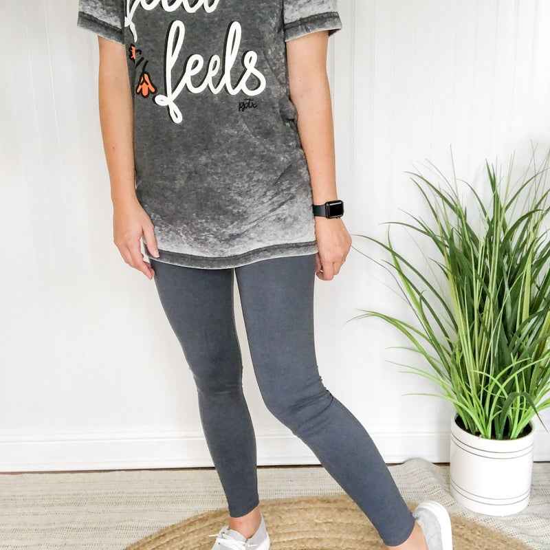 Classic Leggings Collection + - 3 colors