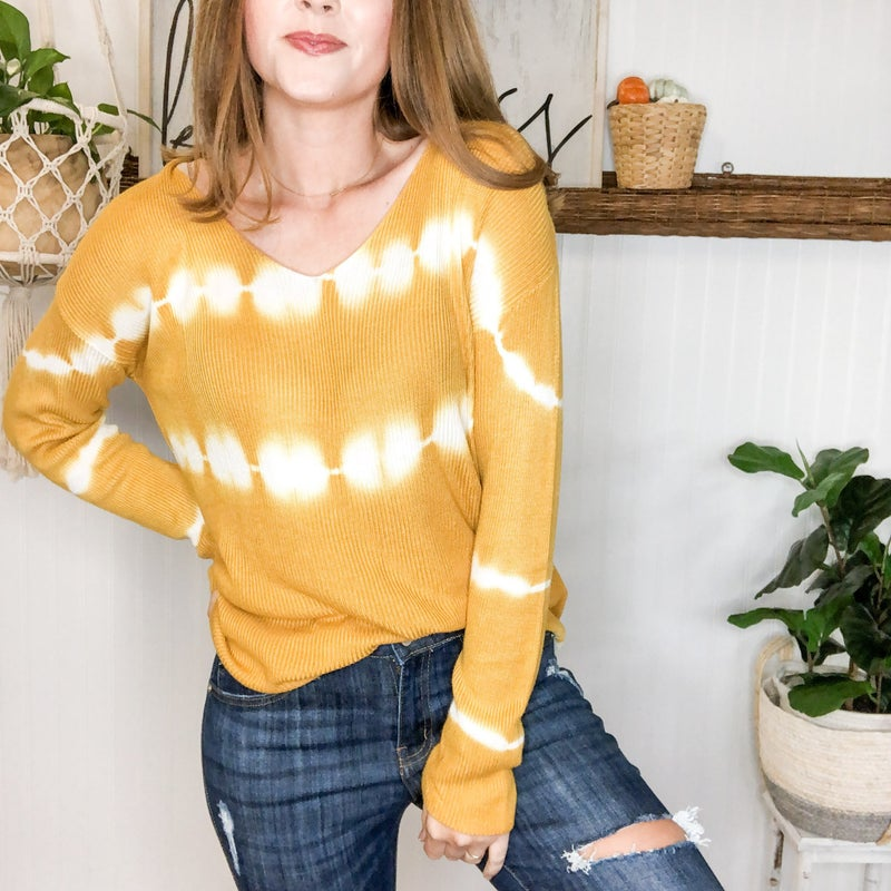 Tunic Sweater - 2 colors