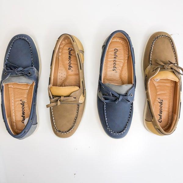 Classic Boat Shoe - 2 Colors