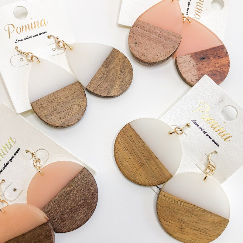 Fresh Air Earring Collection