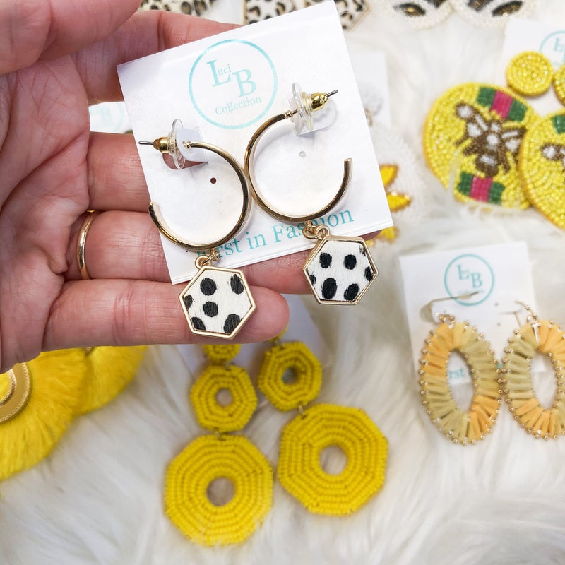 Sunshine Earring Collection