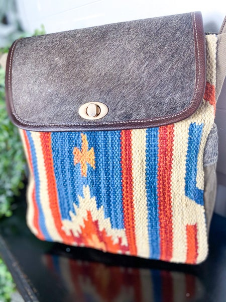 Myra Flaming Amber Backpack Bag