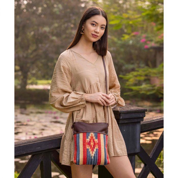 Myra Flaming Small & Cross Body Bag