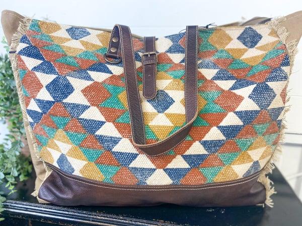 Myra Zappy Weekender Bag