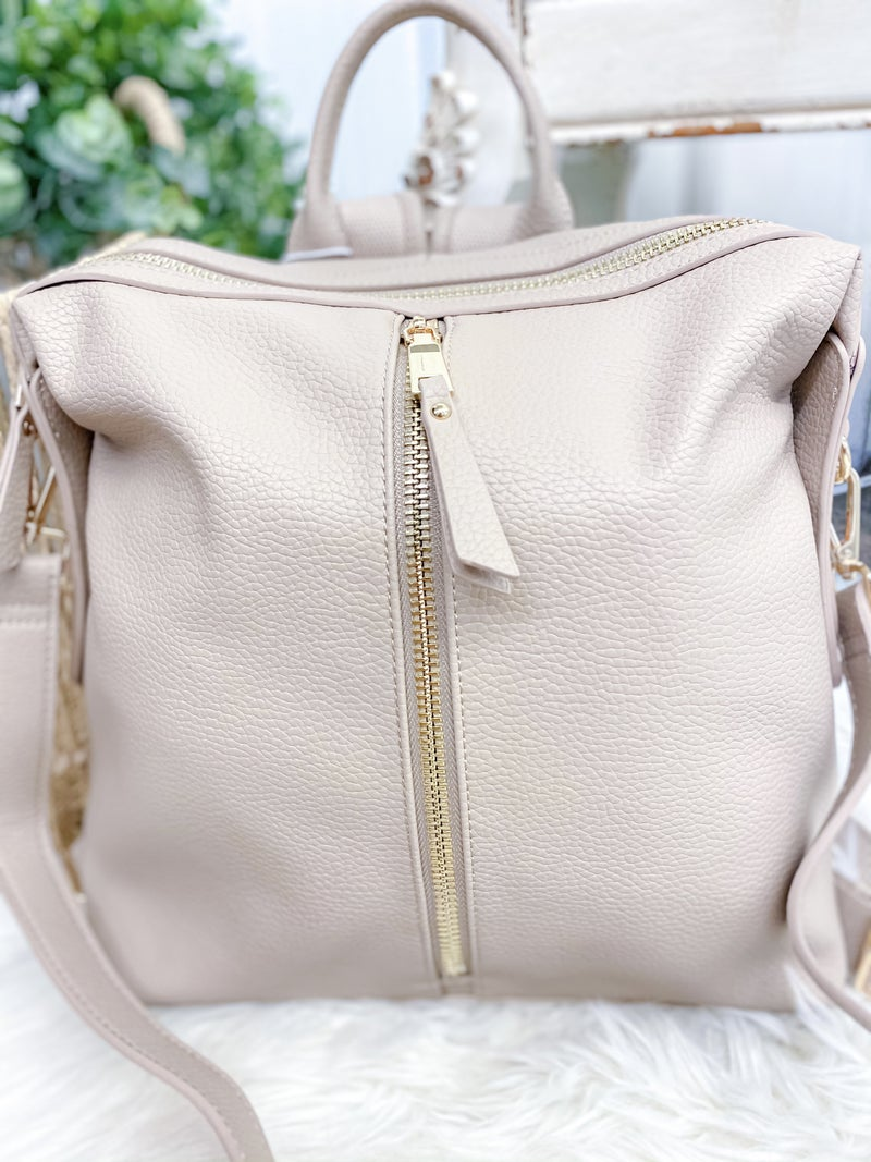 Kenzie Backpack Purse