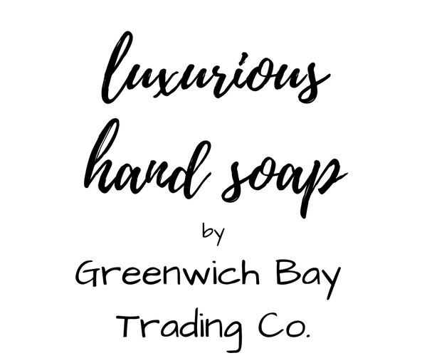 Greenwich Bay Luxurious Hand Soap