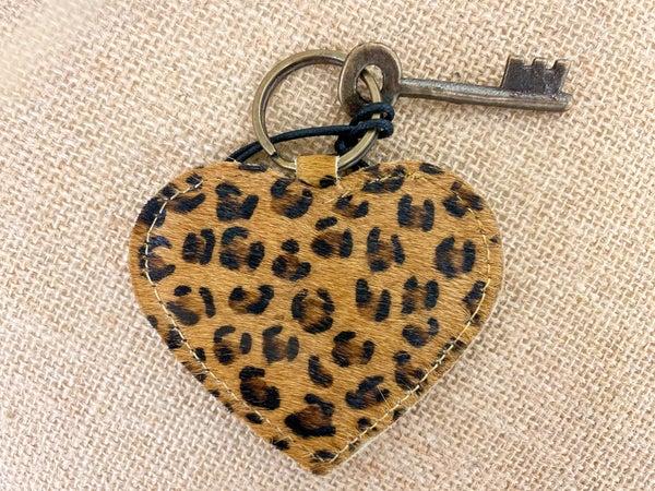 Myra Welcome Note Keychain