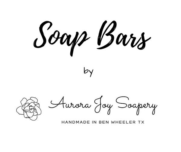 Aurora Joy Soap