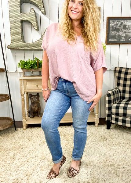 Judy Blue High Waist Slim Fit Jeans - JB82176