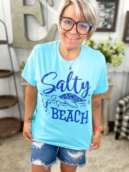 * Salty Lil Beach T-Shirt