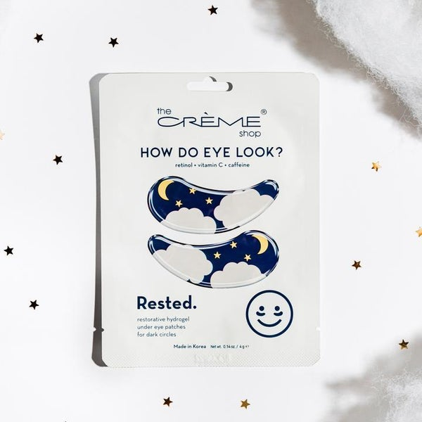 Under Eye Patches - Rested