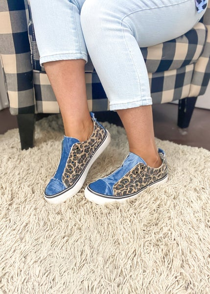 Gypsy Jazz Double Sided Sneaker
