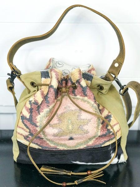 Myra Diversified Bucket Bag