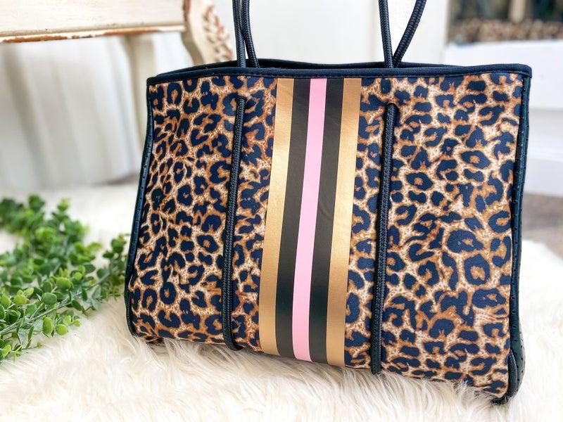 Neoprene Tote Bag & Pouch*
