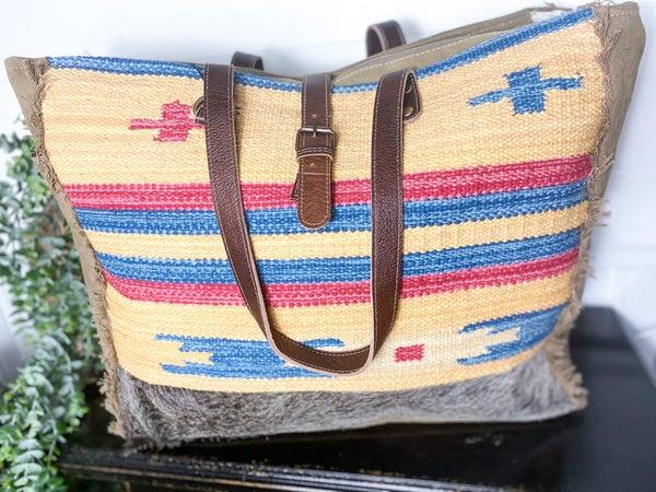 Myra Daffodil Weekender Bag