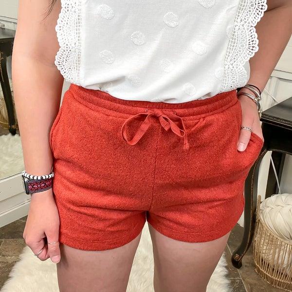 Brick Soft Knit Shorts