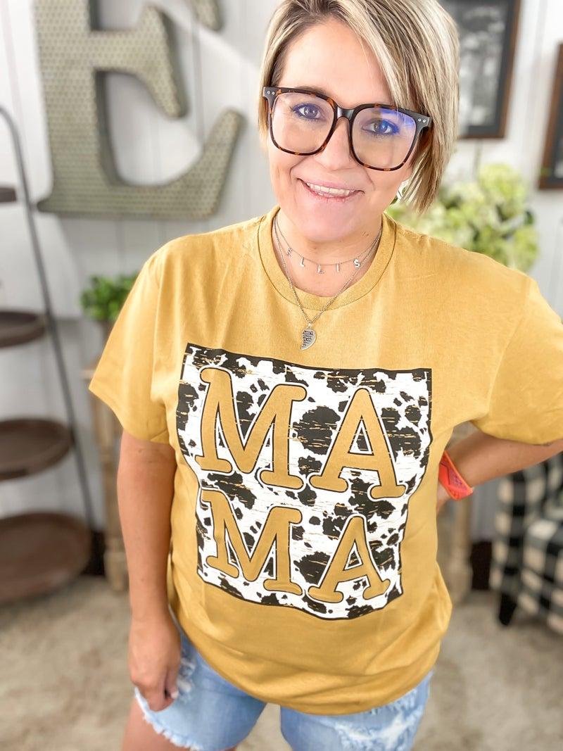 Cow Mama T-Shirt