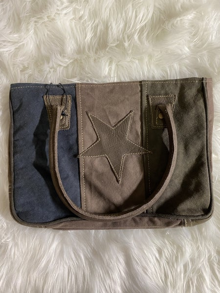 """""""Star On Canvas"""" Small Bag"""
