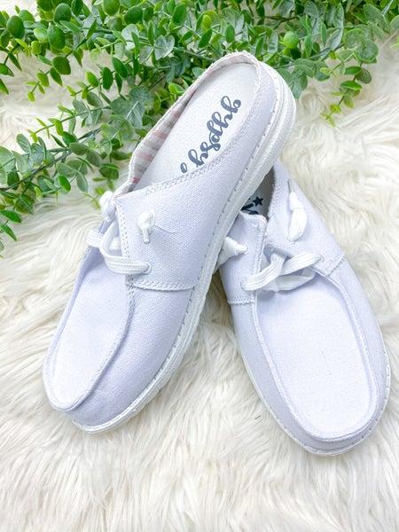 Gypsy Jazz Layla Sneaker - White