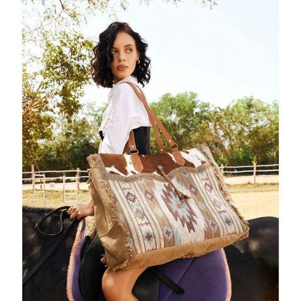 Myra Auburn Weekender Bag