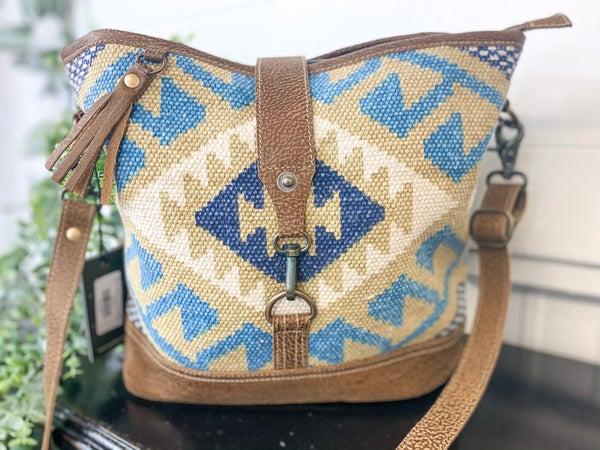 Myra Ocean Roar Shoulder Bag