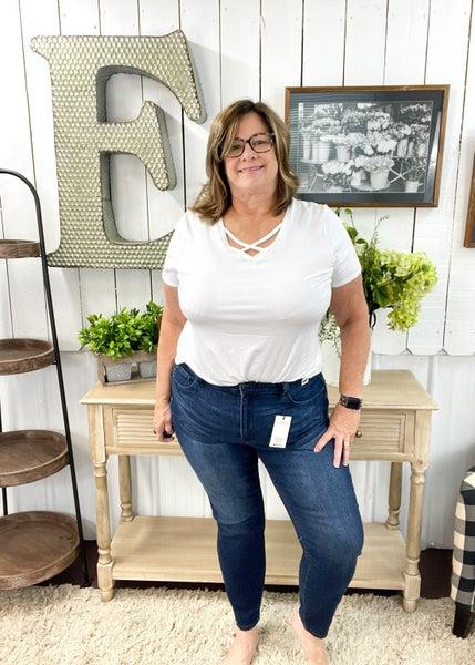 Judy Blue Skinny High Waist Jeans - JB82132