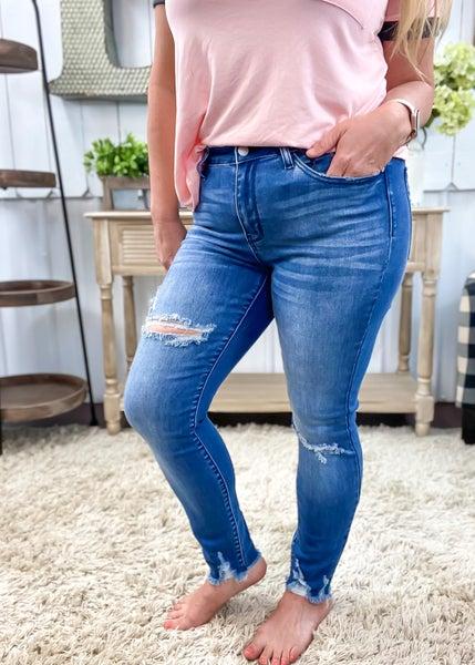 Judy Blue High Waist Skinny Jeans - JB82206