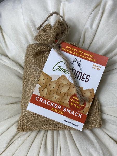 Cracker Smack Nacho