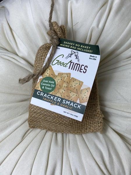 Cracker Smack Truffle & Garlic
