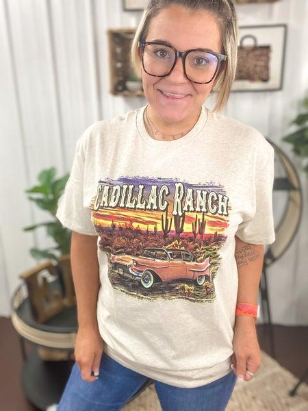 Cadillac Ranch T-Shirt
