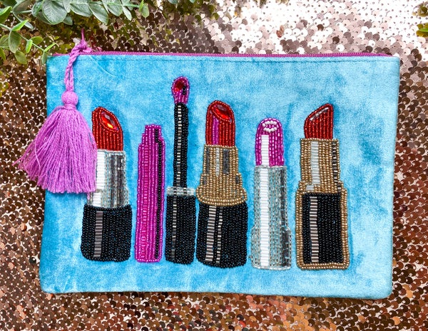 But First Lipstick Multi-Purpose Bag