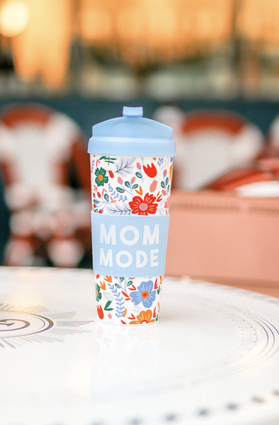 Travel Coffee Mug - Mom Mode