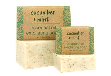 Greenwich Bay Essential Oil Exfoliating Soap