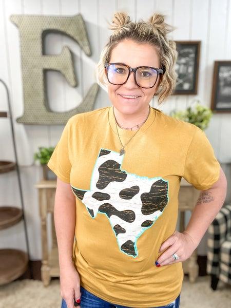Cow Texas T-Shirt