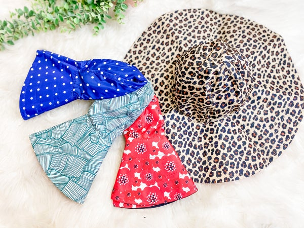 Reversible Sun Hat (ONLINE ONLY)*