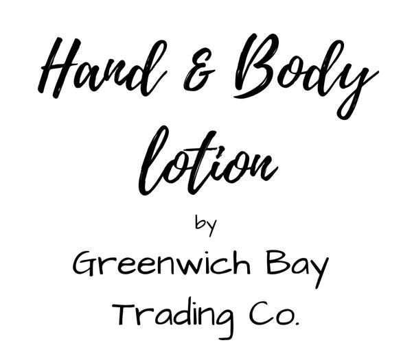 Greenwich Bay Hand & Body Lotion