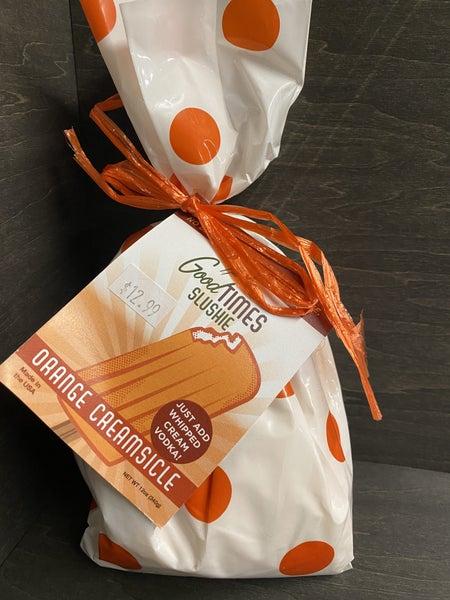 Good Times Slushie Orange Creamsicle