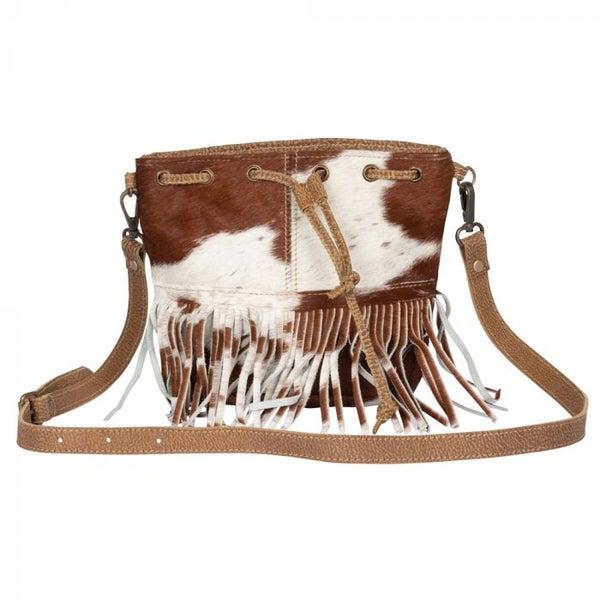 Funky Fridge Hairon Small & Crossbody Bag