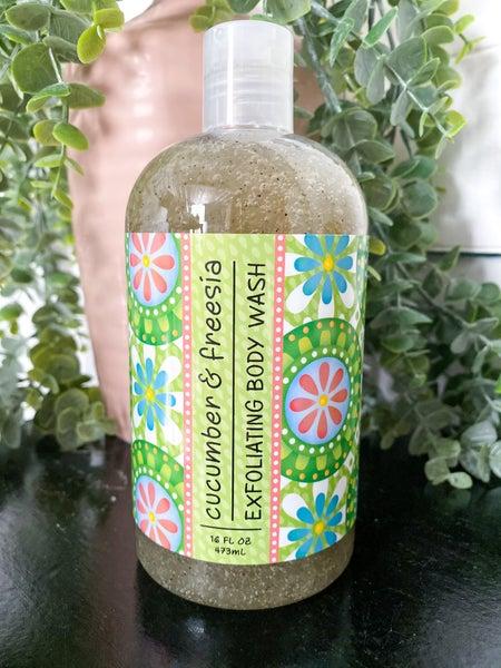 Greenwich Bay Exfoliating Body Wash