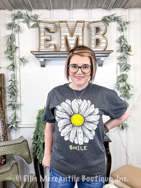 Daisy Smile T-Shirt
