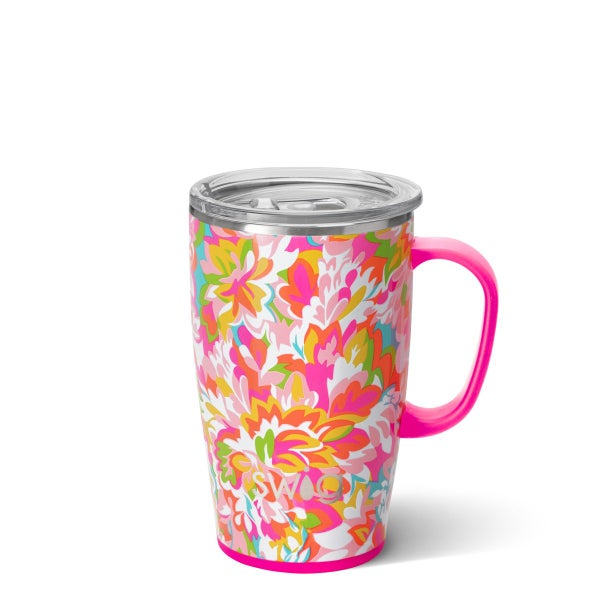 Swig 18oz Travel Mug Hawaiian Punch