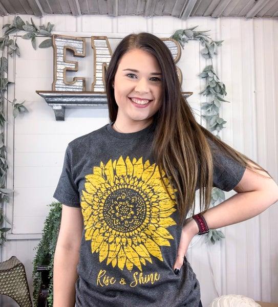 *Sunflower T-Shirt {ONLINE ONLY}